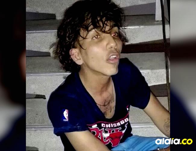 Alias 'Chiqui' se le sindica de violar a una menor de edad y se encuentra en la cárcel de Ternera | Cortesía