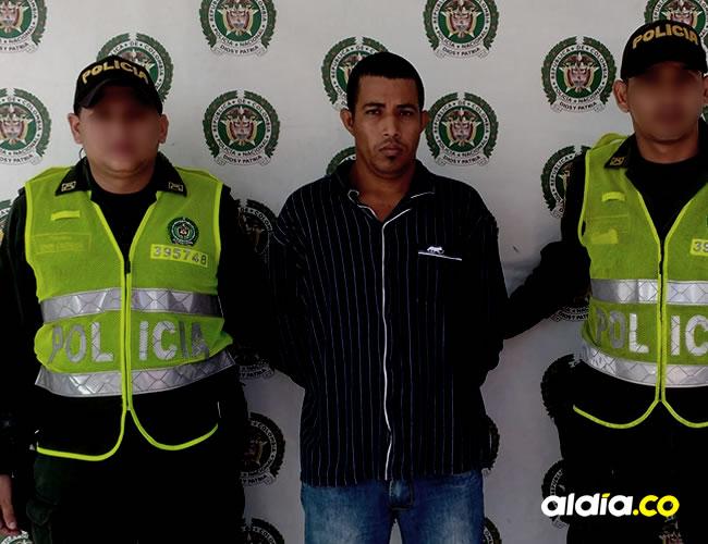 La Policía de Sitionuevo capturó a Johay Fandiño Ariza por supuestamente intentar abusar de una niña de 11 años.