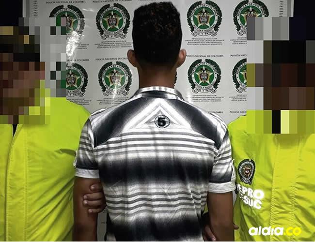 El segundo violador, Róger Pérez, deberá responder por el delito de acto sexual con menor de 14 años | Cortesía