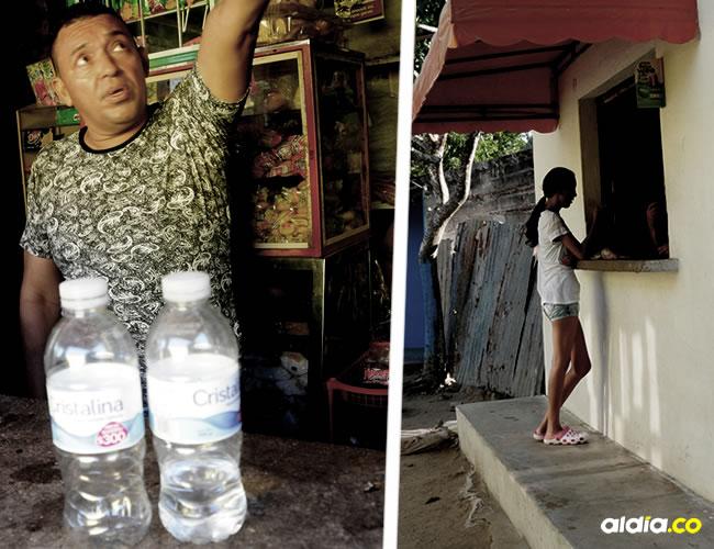 El tendero Donaldo Padilla asegura que en su negocio no vende productos de ferretería, solo rancho y víveres | Al Día