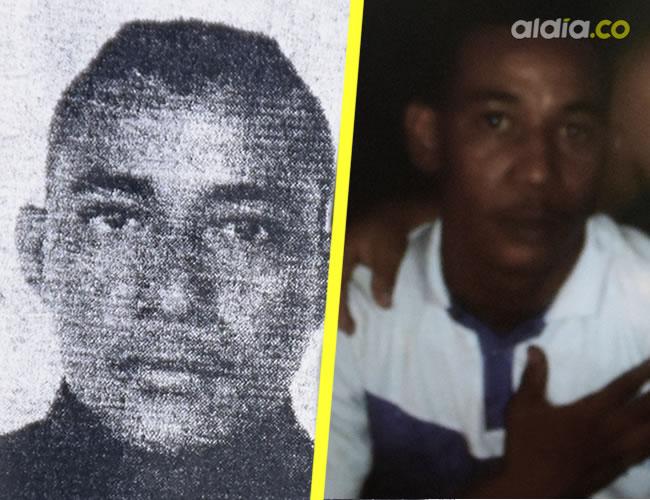 Andrés Amaury De las Aguas Carmona y John Ayola Yances, ambos de 28 años | Cortesía