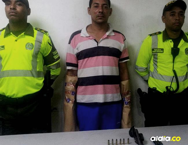 Elkin Gilberto Ayala Arroyave, señalado del homicidio