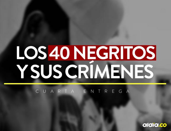 Los 40 negritos fue una de las pandillas más temibles de Barranquilla | ALDÍA.CO