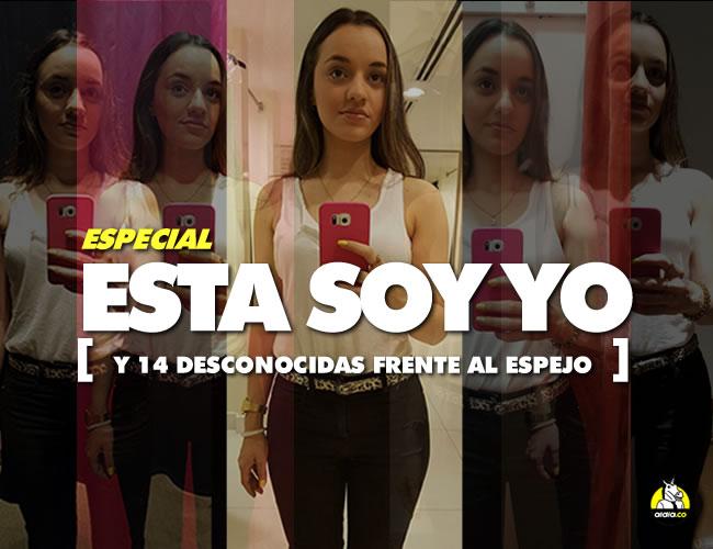 En un día hice la ruta por 14 tiendas de ropa reconocidas en Colombia -algunas en todo el mundo- y comprobé cómo puede un vestier cambiar la percepción de la imagen que tengo de mi cuerpo. | ALDIA.CO