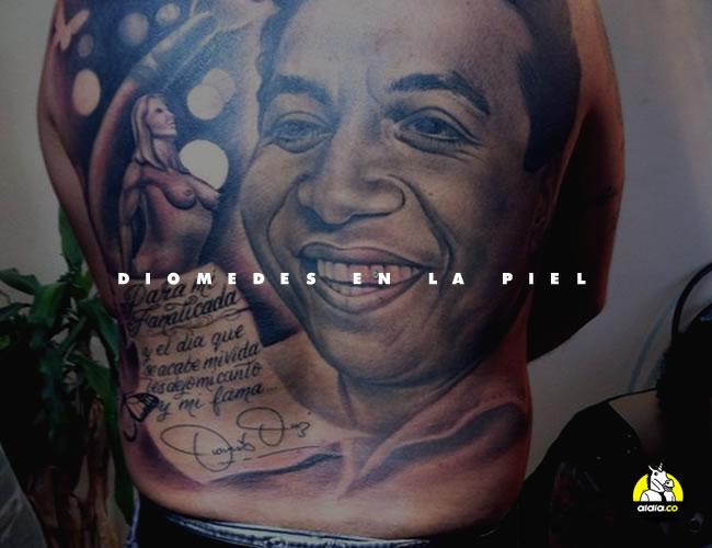 Una decisión de este nivel solo la toman los fanáticos de los más grandes en la música y Diomedes, más allá de problemas y líos personales, es una leyenda indiscutible. | YouTube