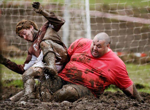 No todo es fútbol en el mundo   Foto: pinterest