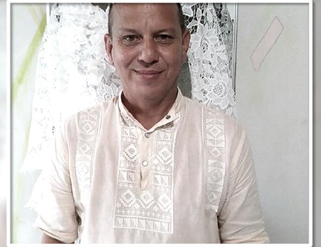 Walter Pérez Castro fue encontrado sin signos vitales luego de ahorcarse en su apartamento en Valledupar. | Foto: Instagram