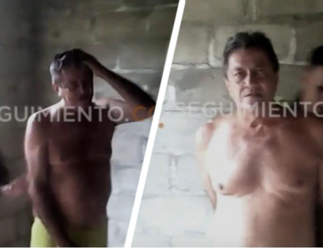 Gilberto González Arias, de 65 años de edad, fue capturado por la Policía cuando abusaba de una menor | Seguimiento