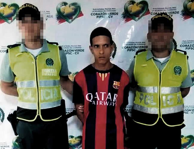 Edwin Enrique Neira Gallego, confeso asesino. | Foto: Archivo