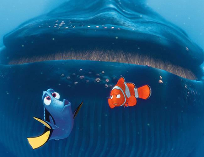 Buscando a Nemo se estrenó en el 2002 y fue un éxito en todo el mundo |