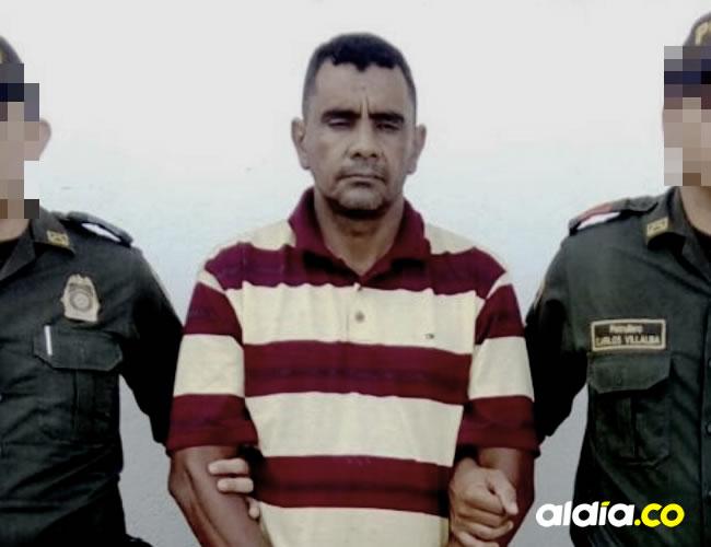 Julio Olmedo Mercado Vides fue detenido en Ovejas   Al Día