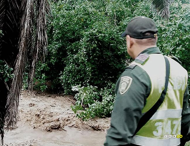 El cadáver de Duván De La Cruz Rico fue trasladado hasta la morgue del hospital en el municipio de El Copey por miembros del CTI que realizaron el levantamiento | Al Día