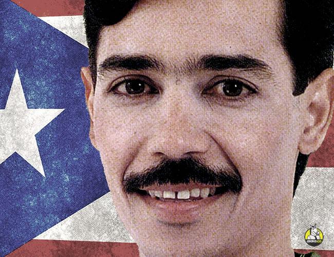 Eduardo Santiago Rodríguez, de 57 años, nació en Toa Alta (Puerto Rico) | ALDÍA.CO