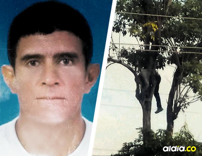 Edwin Peña Lemus, de 47 años, murió de manera instantánea. Residía en el barrio La Concepción, de Sabanalarga. | AL DÍA