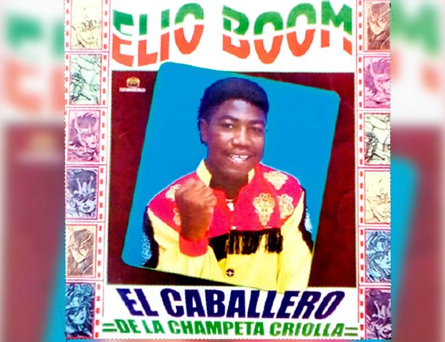 La discografía de Elio Boom incluye grandes éxitos de la champeta como 'La Turbina' y 'Caballero del Zodiaco' | Foto: Archivo