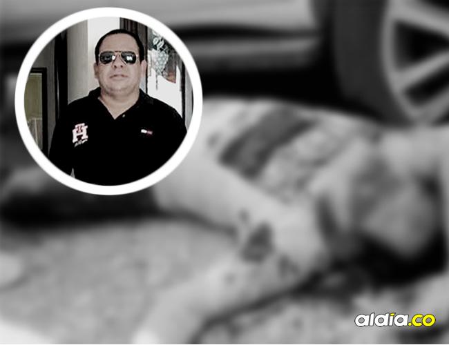 El crimen de Álvaro Morales Manchego se produjo poco antes de las 12:00 del mediodía de ayer en Chinú (Córdoba).   AL DÍA