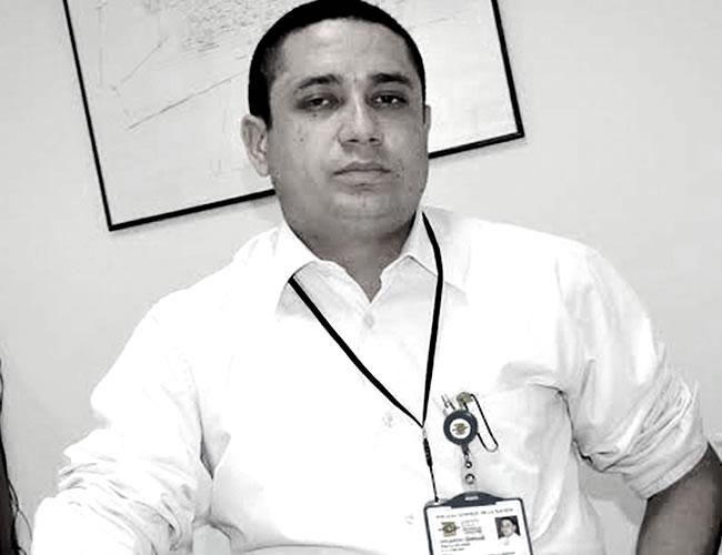 Eduardo Enrique Pinto Viloria, director de Medicina Legal en la Regional Norte, asesinado en su propia casa  | Foto: Archivo