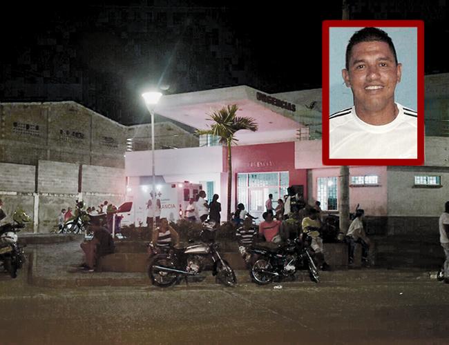 Juan Carlos Berdugo Santiago fue llevado al Paso de Las Flores, donde dejó de existir cuando iba a ser atendido. | Al Día