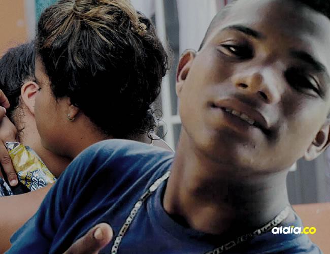 Esaúl Orozco, de 15 años fue asesinado de dos tiros por miembros del combo 'los Insoportables'. En el atentado a bala | Al Día