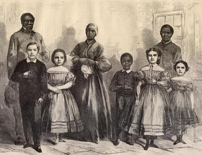 Los verdaderos esclavos blancos