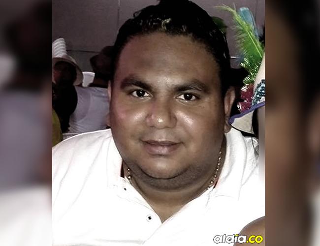 Jair Andrés Campo De Aguas, denunciado y representante legal de Inmobiliaria y Asesorías del Caribe S.A.S. | Facebook