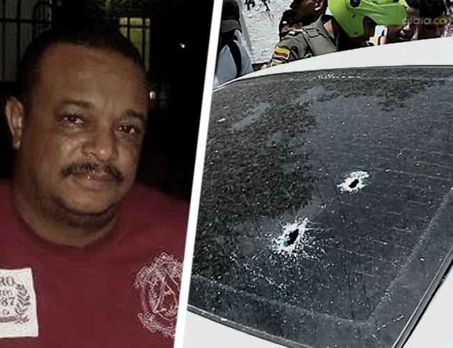 José Francisco Muñoz Gómez quedó dentro del vehículo con la pistola en el pecho | Al Día