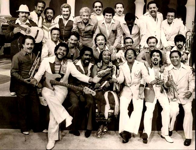 El selecto grupo de las Estrellas de Fania grabó 29 producciones, 14 de estas en estudio y 15 más en vivo. | Foto: Archivo