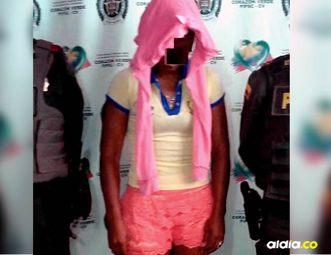 La Policía aún no revela la identidad de la mujer   EL HERALDO