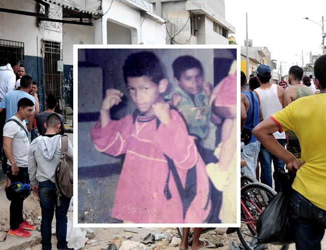 Reinaldo fue campeón infantil nacional en Sincelejo, en el 2007; y campeón regional en Magangué (2008) | Foto: Al Día