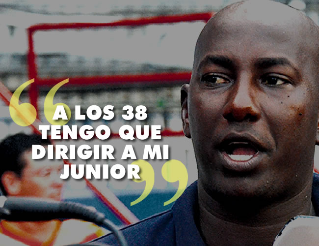 Ever Salas llevó a la Selección Atlántico al título prejuvenil el pasado lunes tras vencer 3-0 a Bogotá Luis Felipe de la Hoz