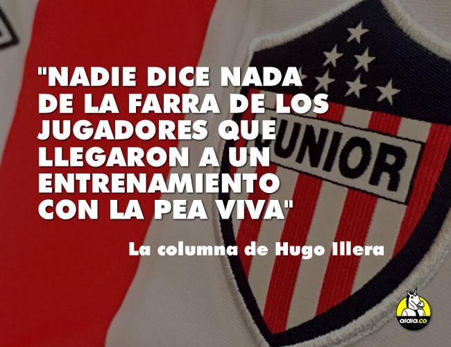 Aunque los conocemos, al igual que todos los periodistas deportivos de Barranquilla, que los nombres de los jugadores los dé el club.   ALDIA.CO