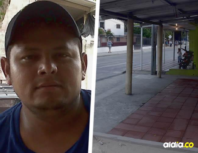 De los disparos efectuados por los pistoleros solo uno vulneró el cuerpo de Fredy Ureña, pero fue letal, se incrustó en el lado izquierdo del pecho | Archivo