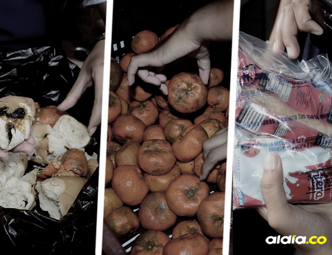 Las mandarinas que les entregaban en los complementos alimentarios estaban en notable estado de descomposición | Néstor De Ávila