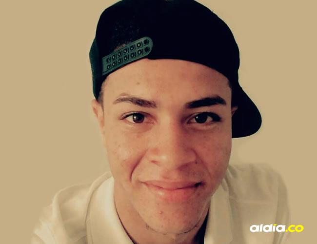 Luis Kelvin Escorcia, de 21 años, estudiaba en la Universidad Autónoma del Caribe | Cortesía