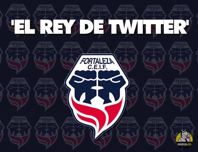 Una ingeniosa campaña de tuits que hace historia en el fútbol nacional | Foto: AL DÍA.CO