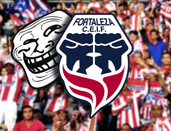 El cachaco detrás de la cuenta oficial de Fortaleza F.C es todo un troll. | Foto: AL DÍA