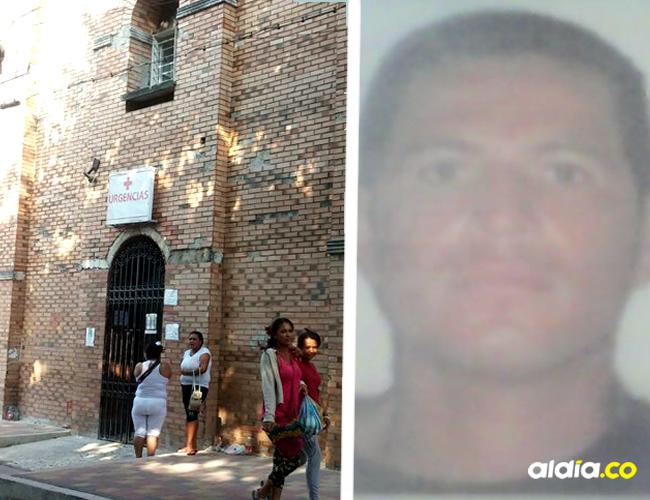 El herido fue conducido al Paso El Pueblito y luego remitido al Hospital Barranquilla, donde murió al mediodía de ayer | Al Día