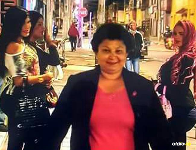 Fidelia Suárez ejerce el trabajo sexual desde hace 25 años | Cortesía.
