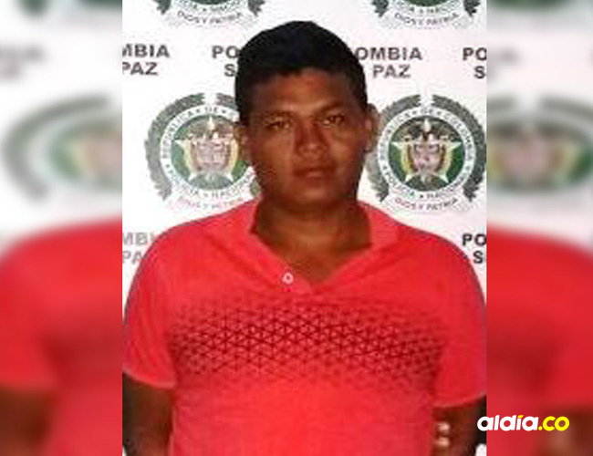 Jesús Domingo Molina Medina, de 23 años.