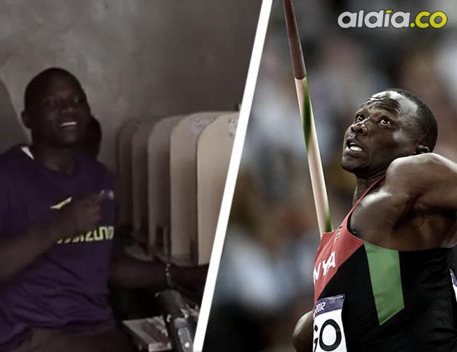 Julius Yego es conocido como 'el hombre YouTube' y peleara por conseguir una medalla de oro en lanzamiento de jabalina | AL DÍA.CO