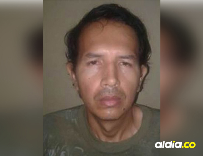 Juan Carlos Sánchez Latorre, de 37 años de edad. Foto de Semana
