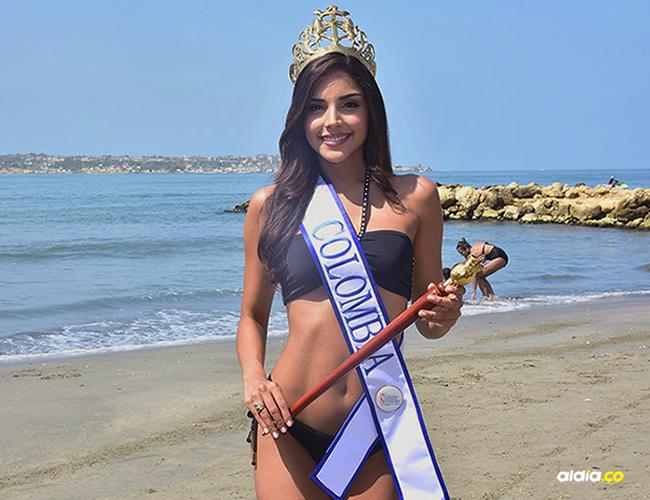 Laura González le regala la corona a Cartagena después de 17 años | Al Día
