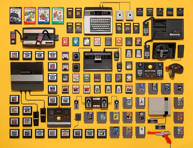 Si pasas horas y horas jugando videojuegos, ¡Feliz día del gamer! | bigcartel.com