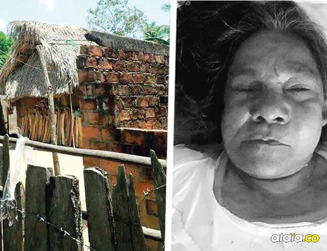Esta es la casa en la que vivía la mujer que se suicidó y a la que llegaban los diferentes prestamistas a cobrarle a la víctima | Al Día