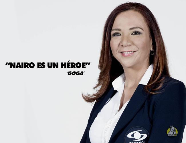 Georgina Ruiz Sandoval es una periodista deportiva nacida en Tlalnepantla (México) | Cortesía