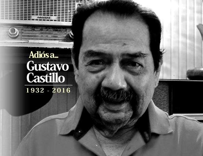 El próximo 5 de marzo, Gustavo Castillo García cumpliría 84 años. | Foto: Archivo