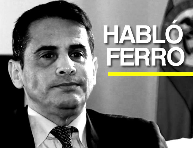 El ex viceministro del Interior se citó con Nestor Morales en BluRadio para dar sus primeras declaraciones sobre el escándalo en el que resultó implicado | Foto: ALDÍA.CO