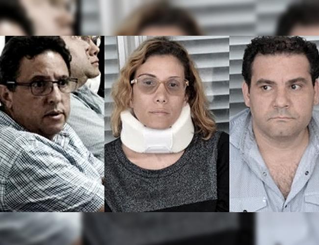 Antonio, Carmenza y Enrique Ávila Chassaigne. | Metronoticia