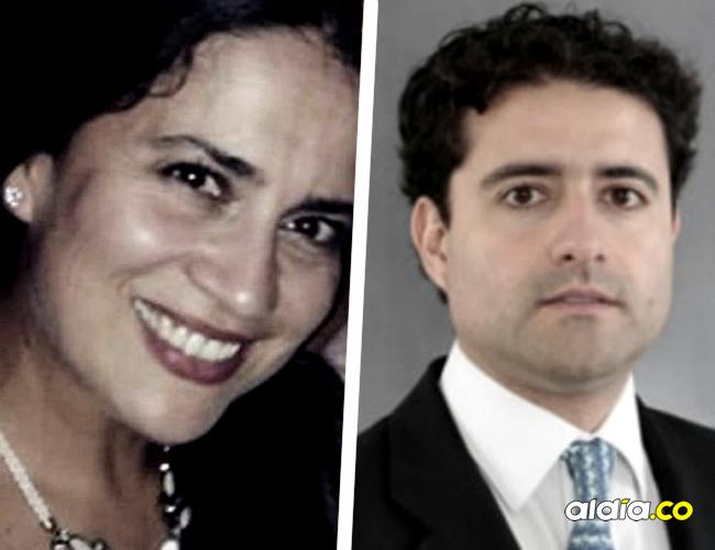 Los hermanos Catalina y Francisco Uribe Noguera. | AL DÍA