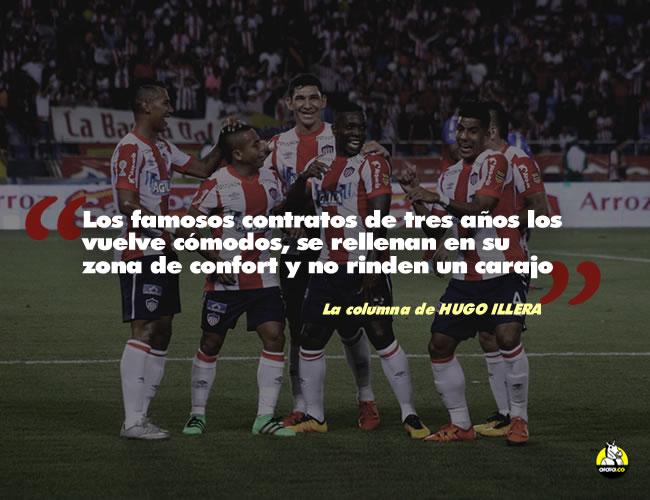 Puede que algunos jugadores se queden sin ser inscritos, pero cobrando mensualmente, porque ningún club los quiere. | ALDIA.CO